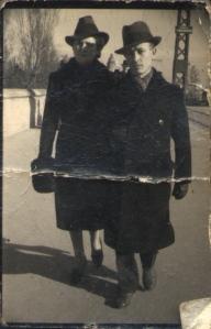 Bunicii din partea mamei, Toth și Maria Karoly