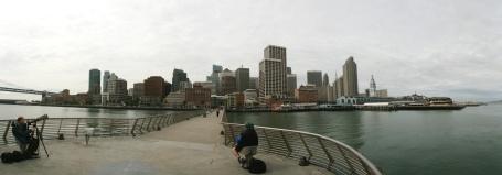De pe Pier, Downtown
