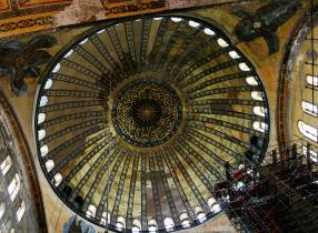 Hagia Sofia (AyaSofia), Istanbul
