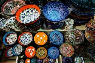 Bazar, culori
