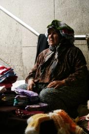 Vânzătoare, Istanbul