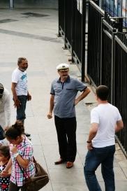 Căpitan de Bosfor, Istanbul