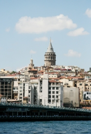 Galata, Turnul