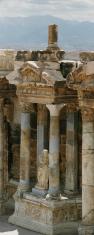 Hierapolis, Amiteatrul