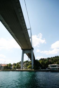 Pod peste Bosfor