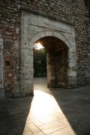 Poartă lângă Topkapi palace