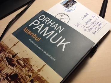 Orhan Pamuk, Istanbul