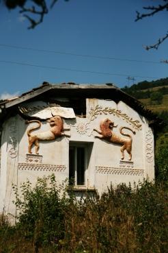 Bulgaria, village