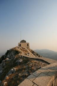 Lovcen, mausoleul
