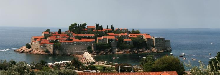 Sveti Stefan, Muntenegru