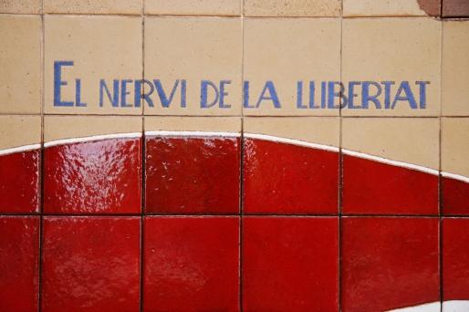 Montserrat, fântână