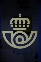 Logo, Poșta
