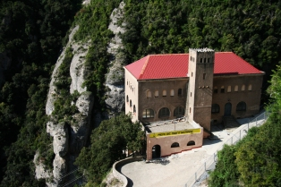 Montserrat, funicularul