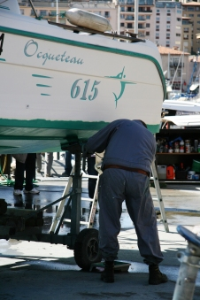 Pescar la reparații IV