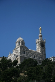 Notre-Dame de la Garde, bazilica