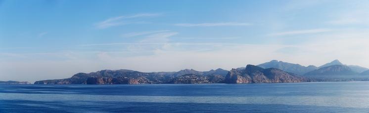 Mallorca dimineața, coasta de vest