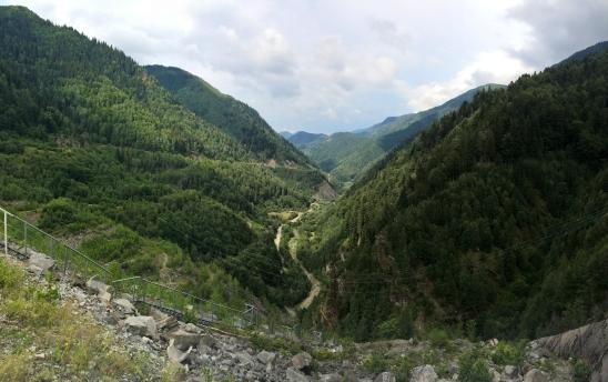 Barajul Gura Apelor, Retezat