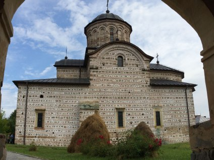 Curtea de Argeș, Biserica Domnească