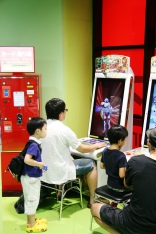 Sală de jocuri, generația nouă