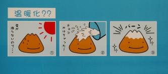 Fuji, povestea