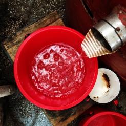 A doua distilare, produ finit