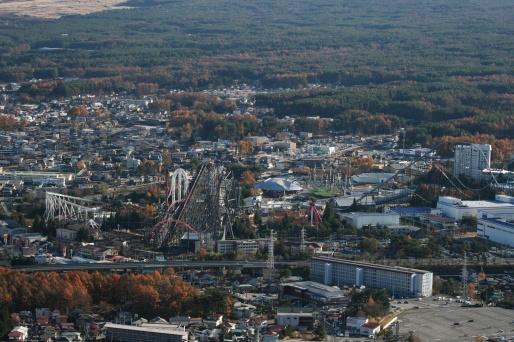 Fuji town