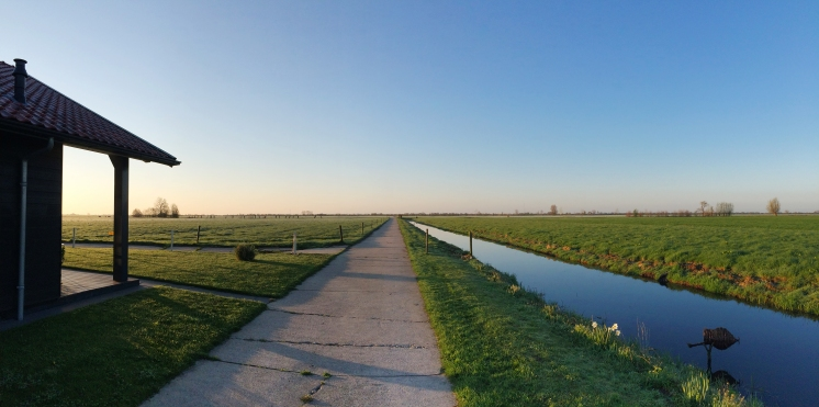 Montfoort, near Uthrecht, sunrise