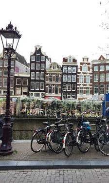 Amsterdam, flower market